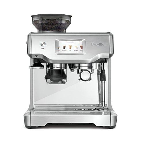Breville铂富 BES880BSS 专业级智能意式咖啡机