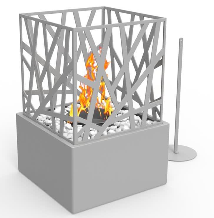 Tabletop Fireplaces at Wayfair