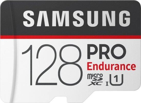 32GB Samsung PRO Endurance MicroSDHC UHS-I Memory Card
