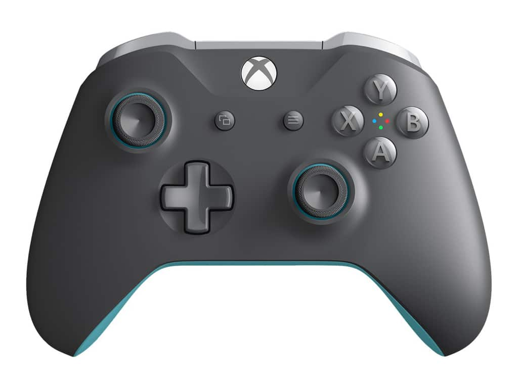Microsoft Xbox Wireless Controller (Gray & Blue)