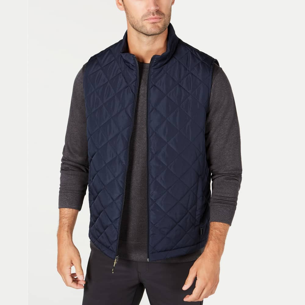 Hawke & Co. Men's Outfitter Quilted Vest