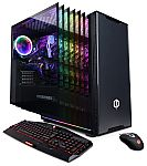 CyberPowerPC Gamer Supreme Liquid Cool SLC4200MST Gaming Desktop (Ryzen 9 3900X 16GB 1TB HDD + 1TB SSD  RX 5700 XT)