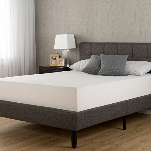 Zinus Memory Foam 12 Inch Green Tea Mattress, Queen, Queen