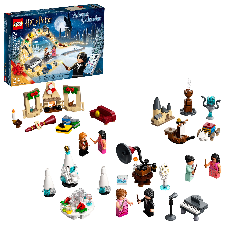 335-Piece LEGO Harry Potter Advent Calendar (75981)
