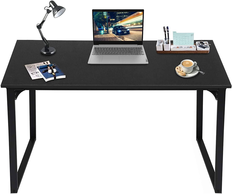 "39"" Kingso Small Computer Desk (Black)"