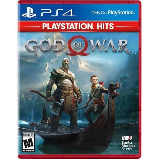PS4 Games: Horizon Zero Dawn: Complete Edition, Bloodborne, God of War