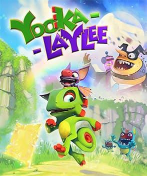 Prime Gaming: Yooka-Laylee (PC Digital Download)