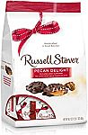 Russell Stover Pecan Delight Gusset Bag 16.10 Ounce