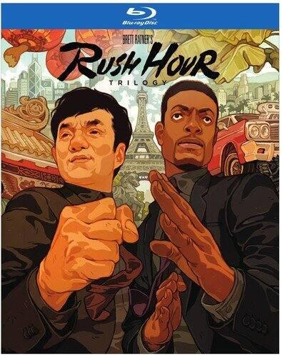 Blade Trilogy (Blu-ray) $10.65 or Rush Hour Trilogy (Blu-ray)