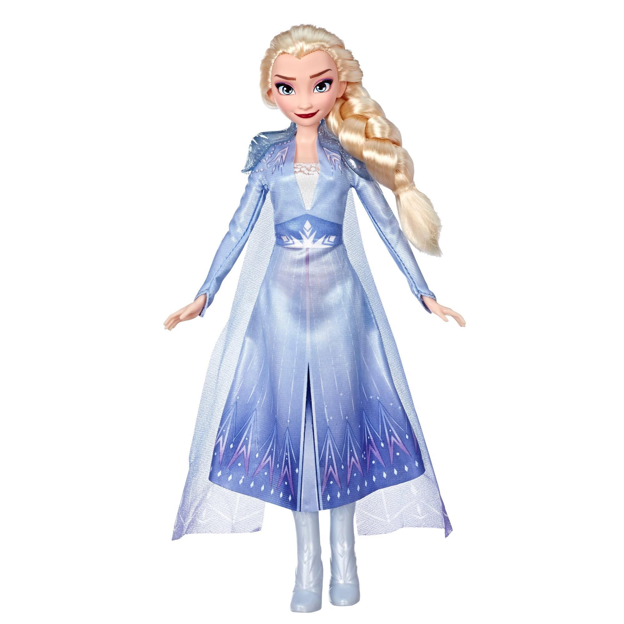 "14"" Disney Frozen 2 Elsa Fashion Doll"