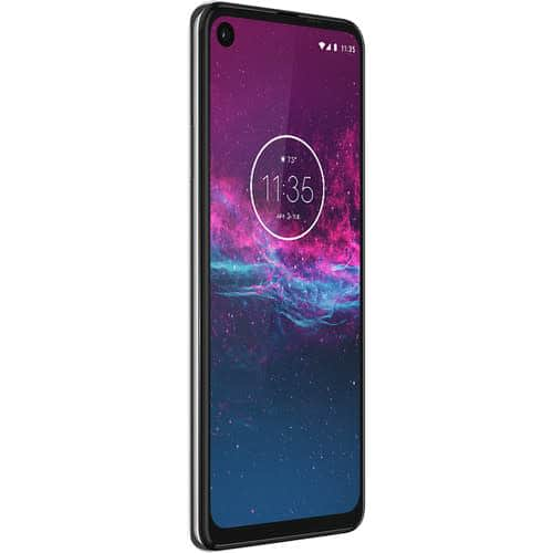 Unlocked Motorola One Action 128GB Smartphone