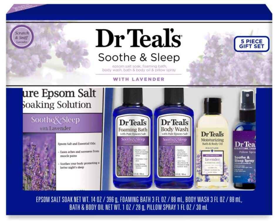 Big Lots Gift Sets: Dr Teal's, O'Keeffe's, Hickory Farms & More