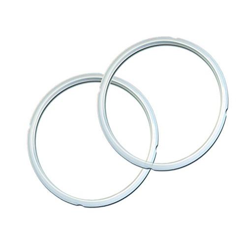 Instant Pot 密封圈, 两个装, 5夸脱或是6夸脱适用