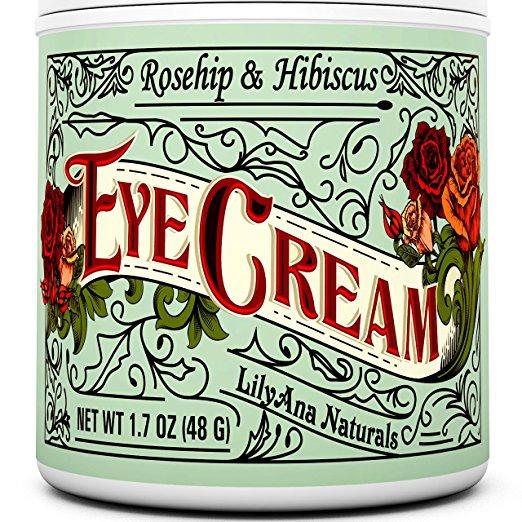 LilyAna Naturals Eye Cream Moisturizer (1.7 oz)