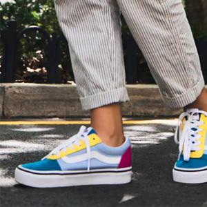 DSW现有精选VANS鞋款额外75折促销