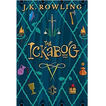 The Ickabog Hardcover – Illustrated, November 10, 2020