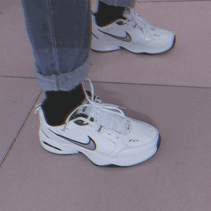 6码起有货!狗焕同款Nike耐克 Air Monarch IV 男士运动鞋