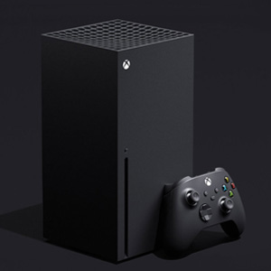 XBOX SERIES X游戏控制台