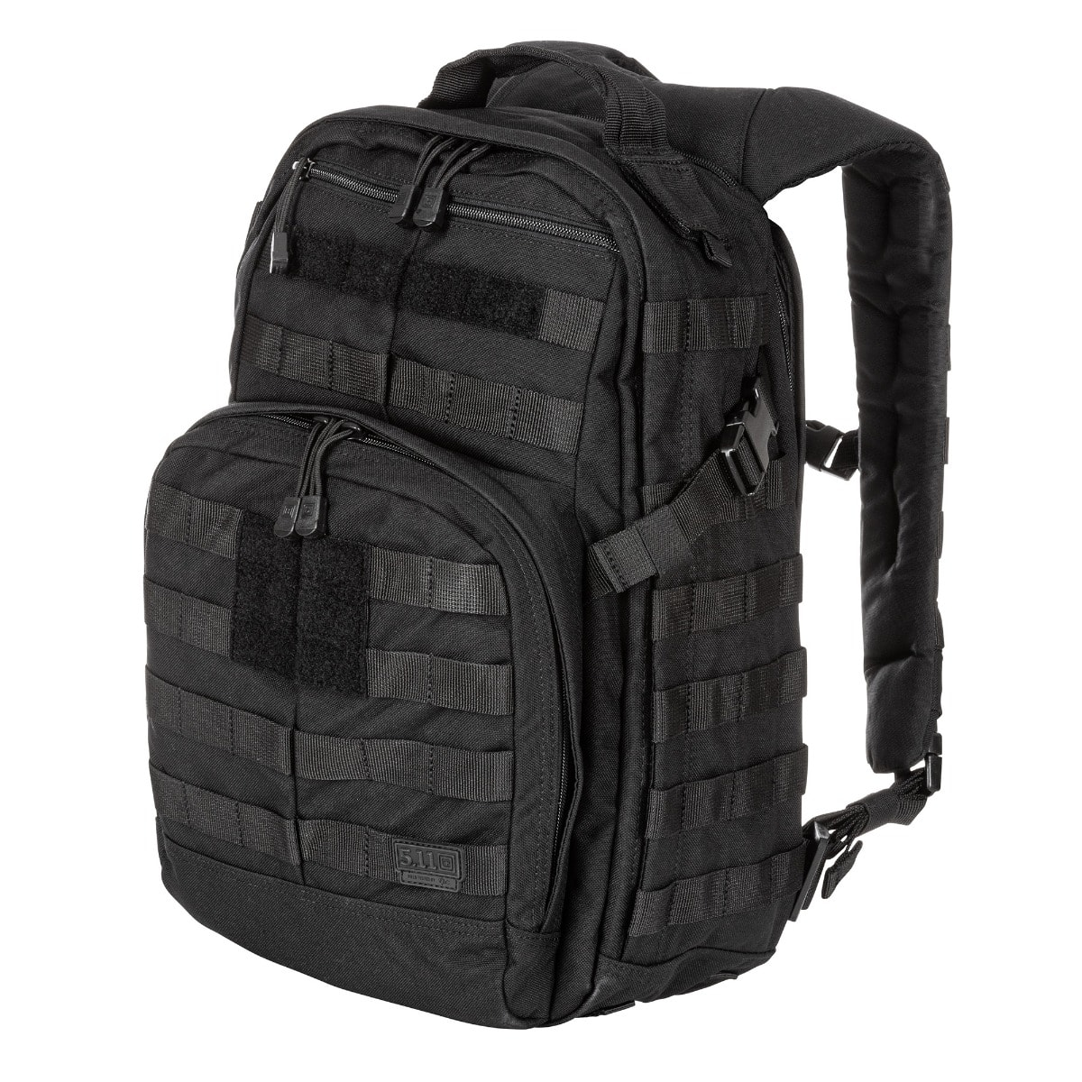 5.11 Tactical 24L Rush12 Backpack (Black or Double Tap)