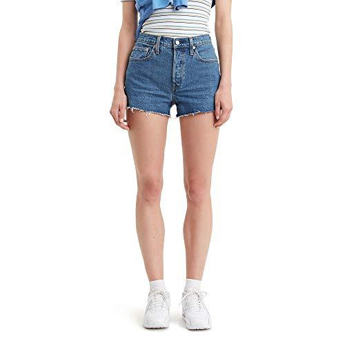 白菜! Levi's李维斯 女士501短裤