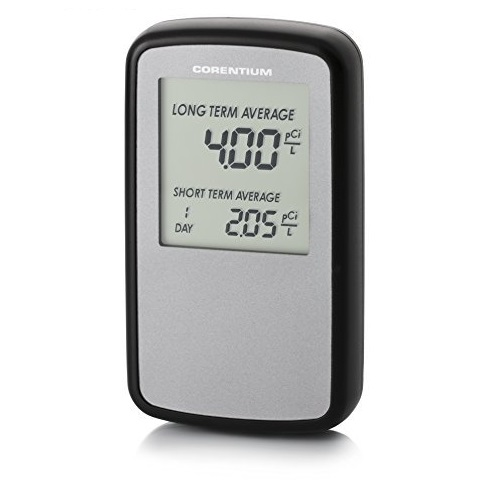 Corentium Home by AirThings, Radon Gas Detector, USA version in pCi/L