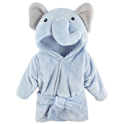 Hudson Baby 超Q动物造型宝宝浴巾,适合0-9个月宝宝