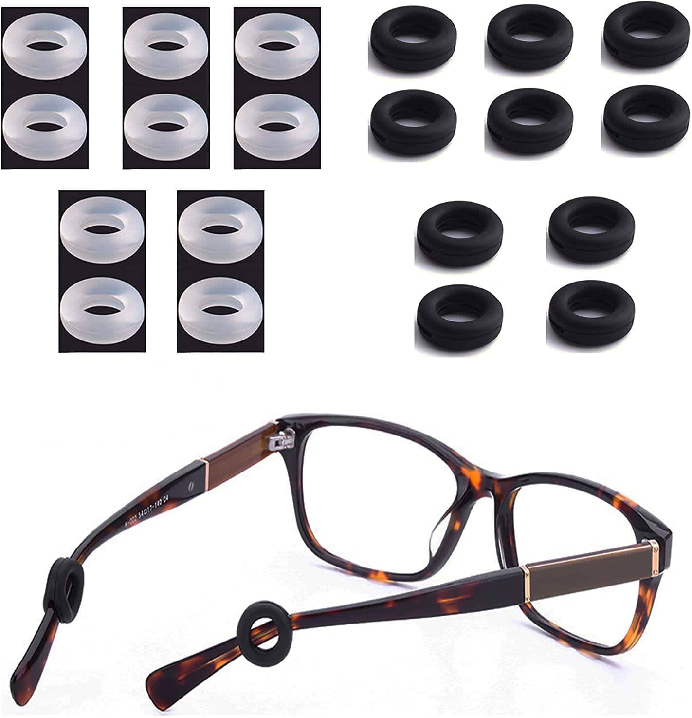 Molderp Anti-Slip Glasses Retainers
