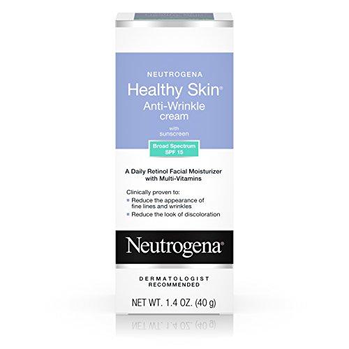 Neutrogena露得清 抗皱防晒面霜,1.4 oz