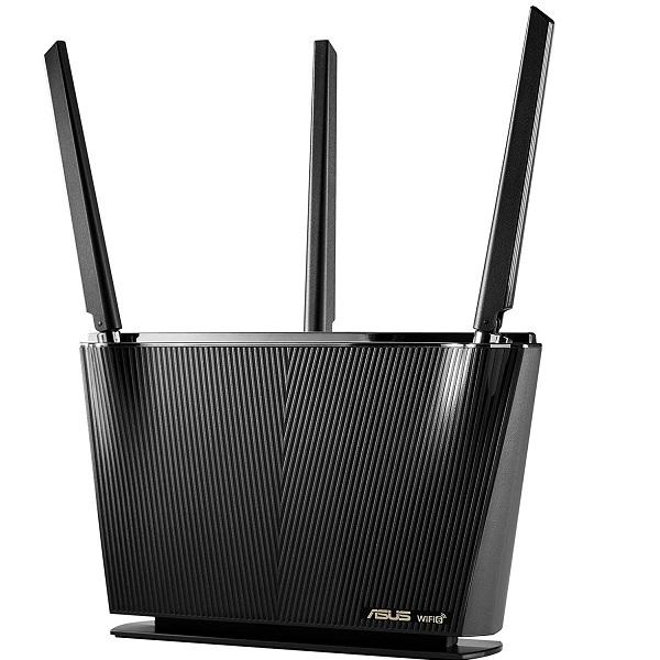 ASUS华硕 RT-AX68U WiFi 6 路由器