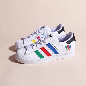 adidas Originals Superstar大童款贝壳头