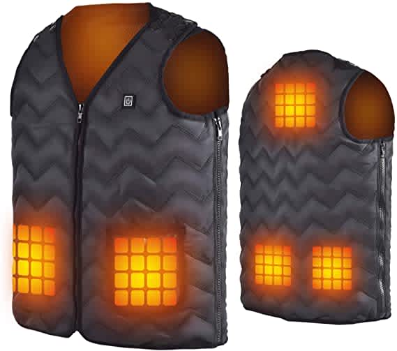 Coowoo Heated Vest