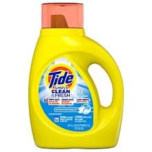 Tide Simply: 31oz Liquid Detergent (various) or 13-Pack Pods (various)