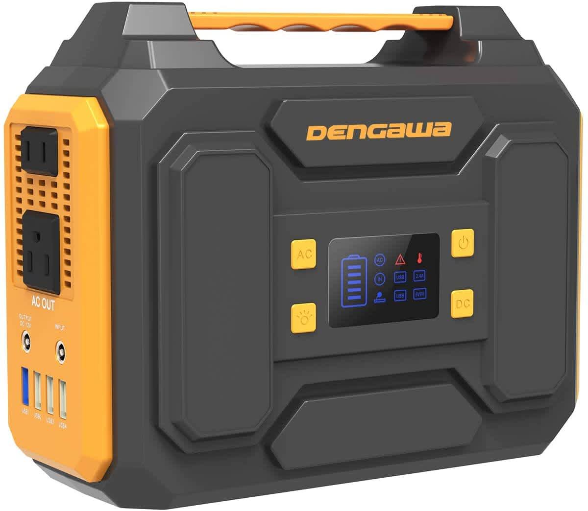 DenGaWa 250Wh Portable Power Station
