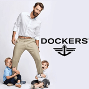 Dockers官网现有折扣区服饰额外3折促销