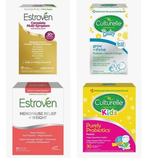 金盒特价!Amazon精选 Culturelle、AZO益生菌和其它保健品大促销!