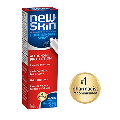 New-Skin 液体喷雾创可贴,30ml
