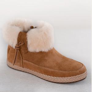 UGG Elowen Shearling新款 羊毛休闲女靴