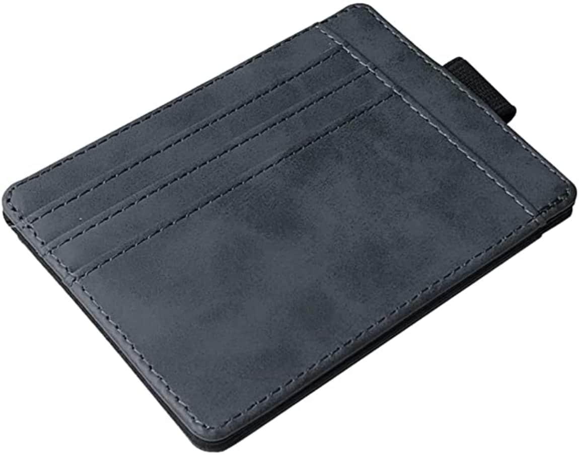 Cayfy Men's Minimalist Slim Wallet