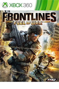 Frontlines: Fuel of War + Additional DLCs (Xbox 360/Xbox One)