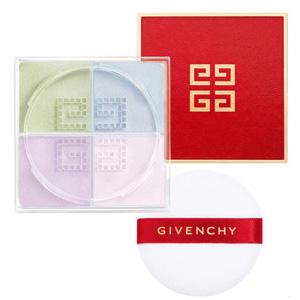 上新!Givenchy纪梵希 2021红金限量版明星四宫格散粉 12g 1号色