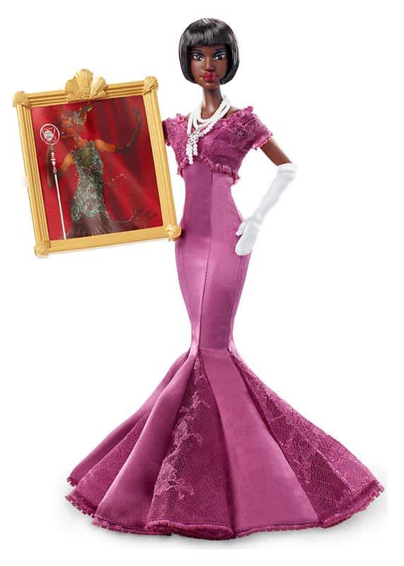 Barbie Harlem Theatre Collection Selma DuPar James Collectible Doll