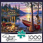 1,000-Piece Buffalo Games Jigsaw Puzzles