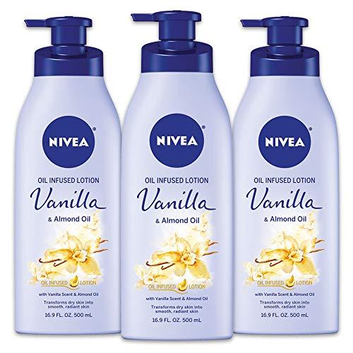史低价!NIVEA 妮维雅 身体乳液,16.9 oz/瓶,共3瓶