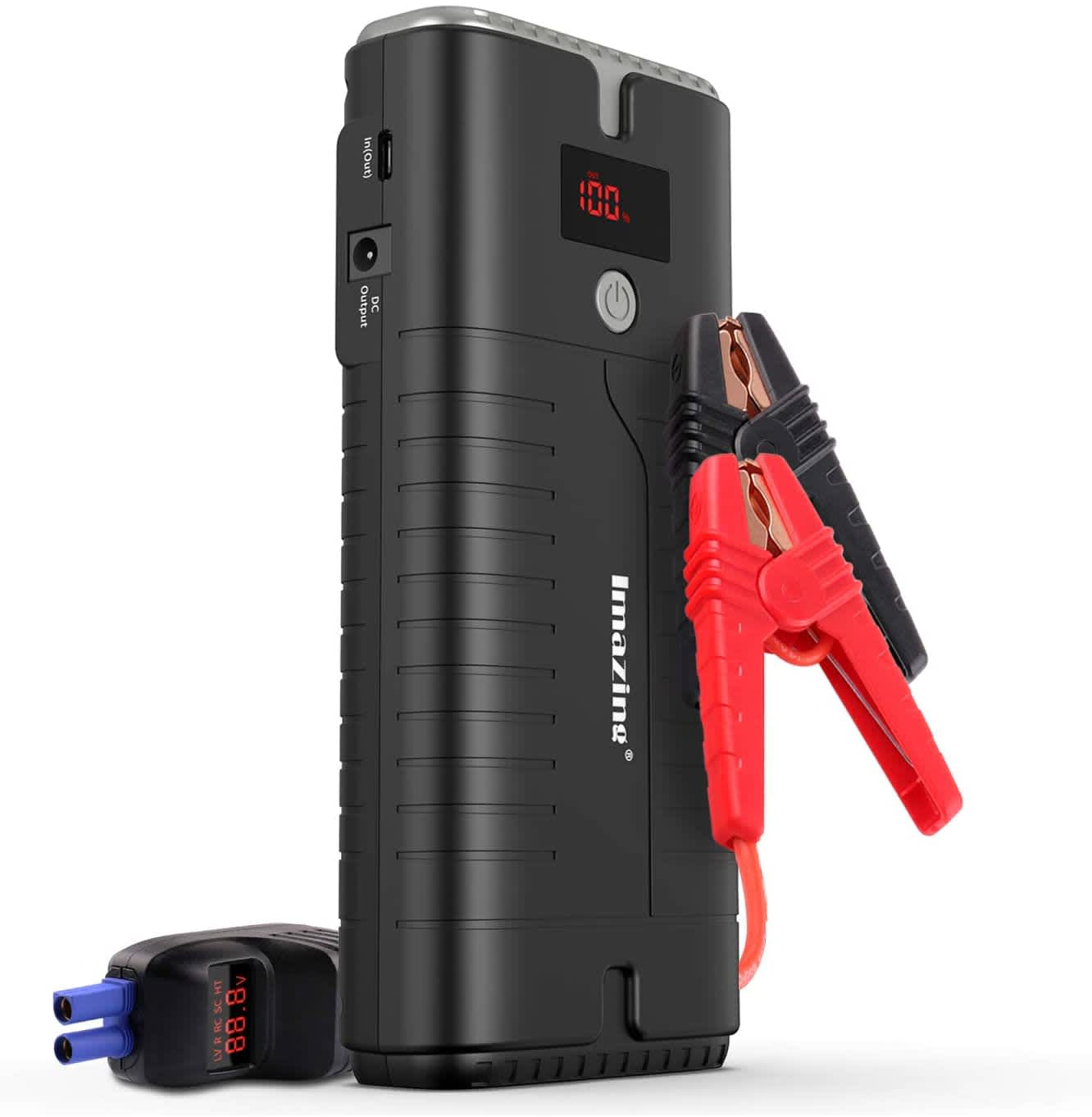 Imazing 18,000mAh Portable Car Jump Starter