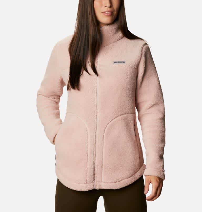 Columbia Women's West Bend Full-Zip Fleece Jacket