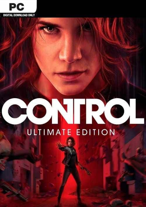 Control: Ultimate Edition (PC Digital Download)