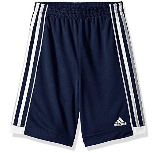 史低价!adidas阿迪达斯 男童 运动短裤