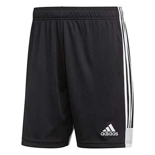 史低价! adidas阿迪达斯 三条杠男子运动短裤