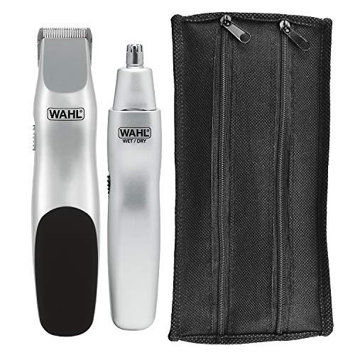 自己轻松理发!史低价!Wahl 5621  电池驱动  电动理发器+ 鼻毛修剪器