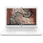 "HP Chromebook 14-db0030nr 14"" HD Laptop (A4-9120C R4 4GB 32GB)"